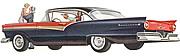 1957 Fairlane 500