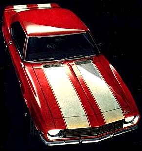 1968 Chevy Z28 Camaro