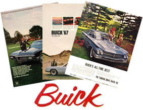 Buick Original Ads