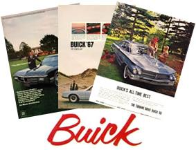 Buick Original Ads