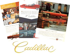Cadillac Original Ads