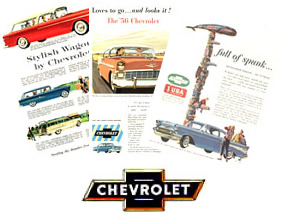 Chevrolet Original Ads