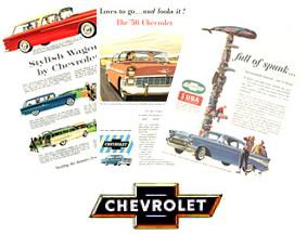 Chevrolet Original Ads