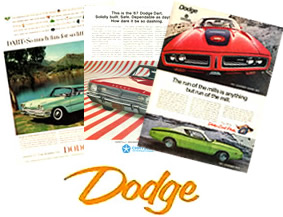 Dodge Original Ads