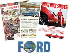 Ford Original Ads