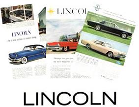 Lincoln Original Ads