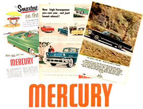 Mercury Original Ads
