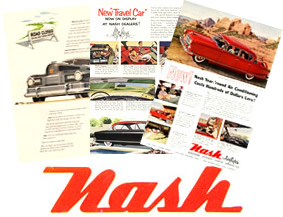 Nash Original Ads