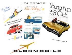 Oldsmobile Original Ads