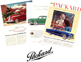 Packard Original Ads