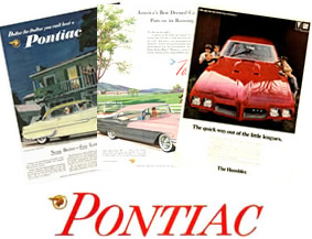 Pontiac Original Ads