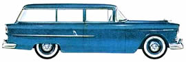 1955 Chevrolet 210 Handyman Wagon