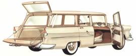 1955 Chevrolet 210 Townsman Wagon
