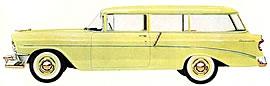 1956 Chevrolet 210 Handyman