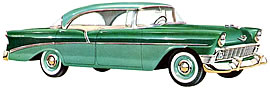 1956 Chevrolet 210 Sport Sedan