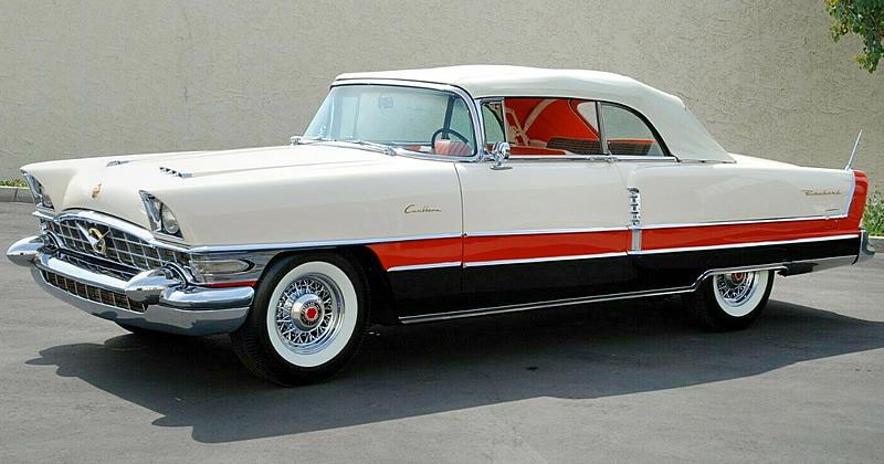 1956 Packard Carribean Convertible