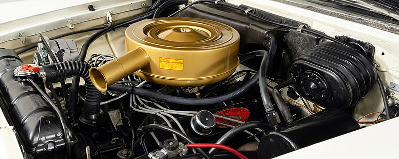 1959 Chrysler Golden Lion 383 B Block Wedge V8