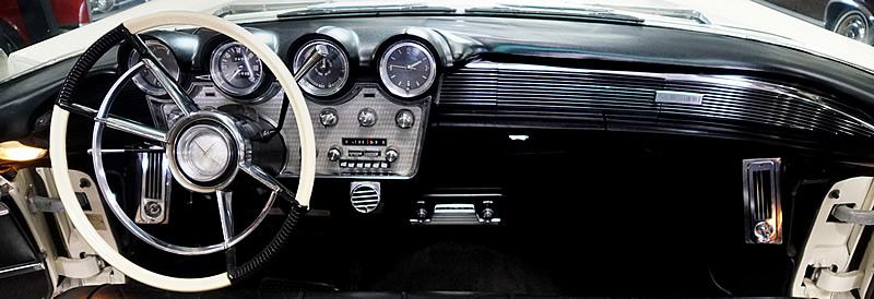 original instrument panel o