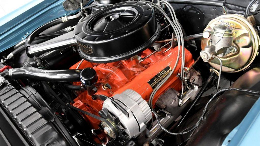 1965 Chevy 283 cubic inch V8