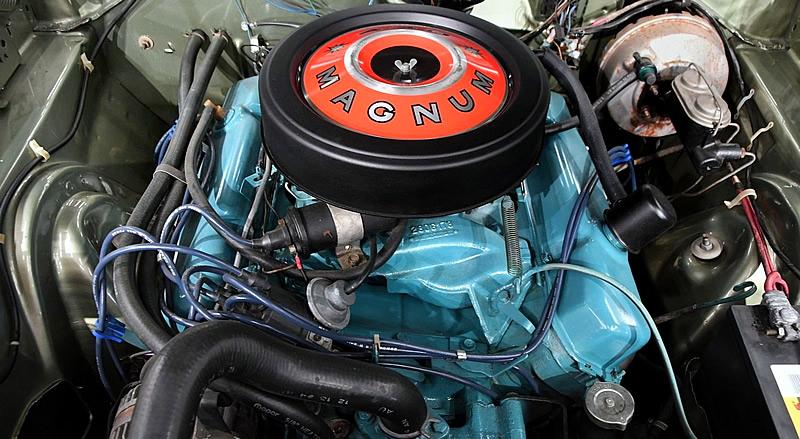 1968 440 V8 Super Commando by Plymouth
