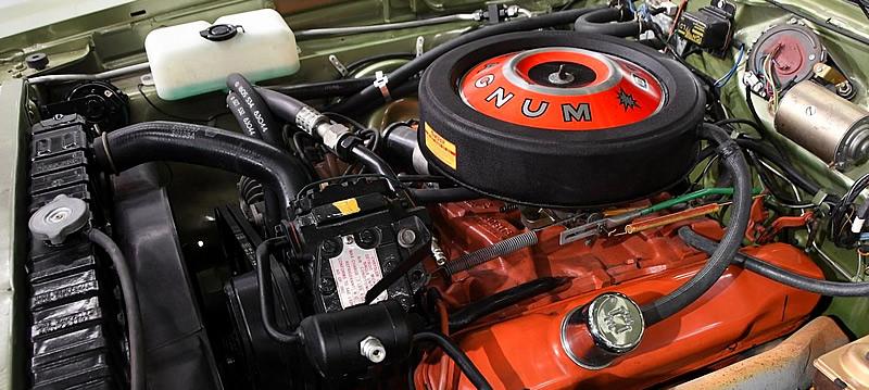 1969 Dodge 440 V8 Magnum