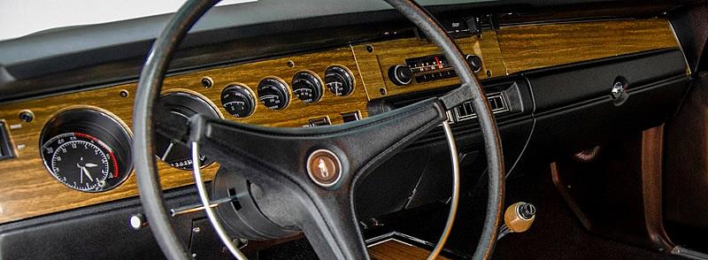 1970 GTX tick-tock-tach