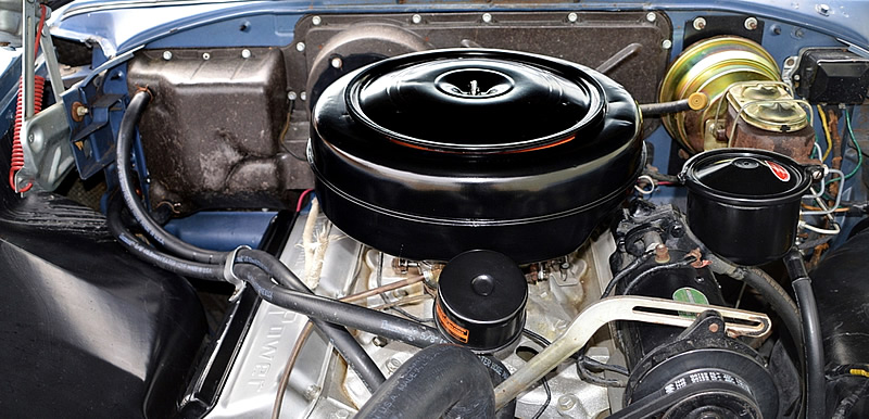 331 Firepower V8 - 1955 Chrysler