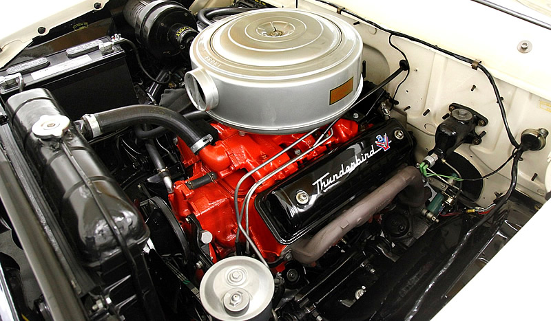 292 V8 in a 1956 Ford