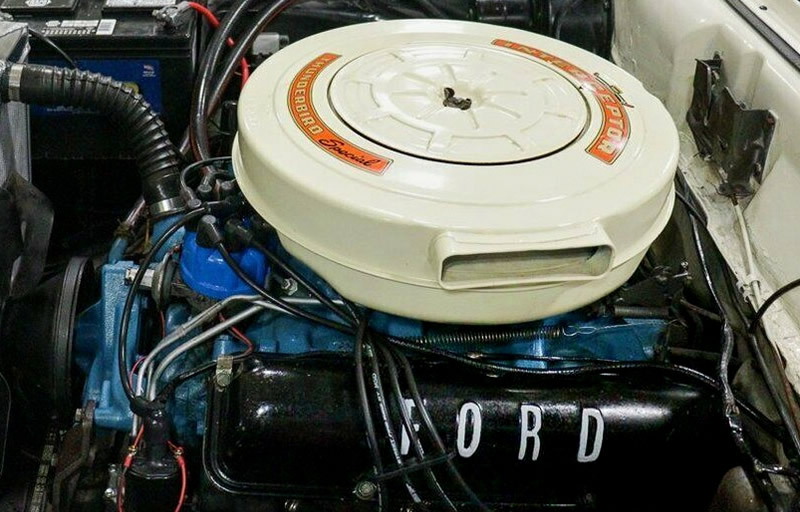 1958 Ford 352 Interceptor Special