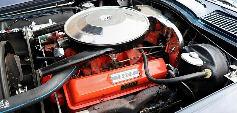 1963 Chevy V8 - 300 hp