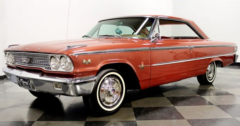 1963 Ford Galaxie 500 XL - 427 V8