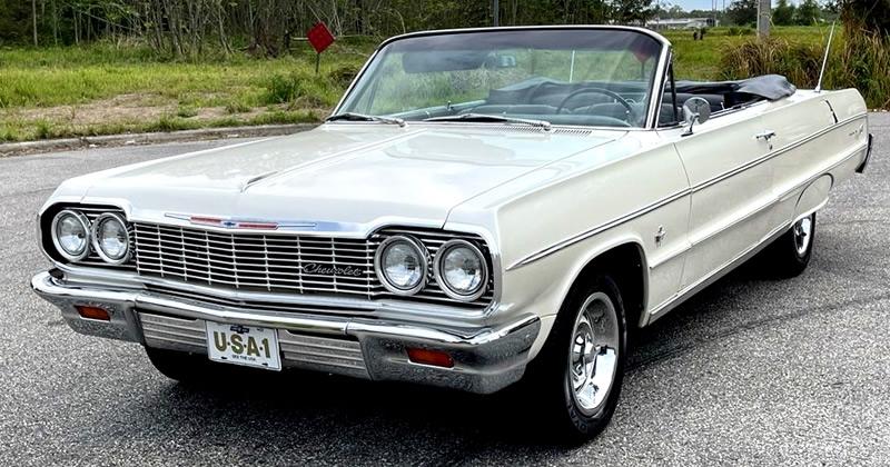 1964 Chevrolet Impala 409 Convertible