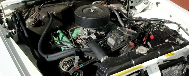 1964 Chrysler 413 cubic inch V8 -360 horsepower