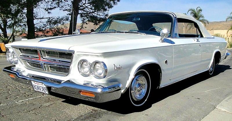 1964 Chrysler 300-K Convertible
