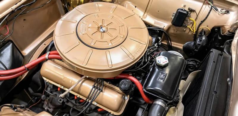 1960 Ford Y-code 352 V8 engine