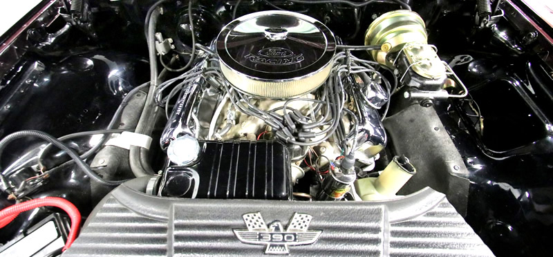 1964 Ford 390 cubic inch V8