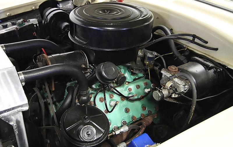 1953 Mercury Flathead V8