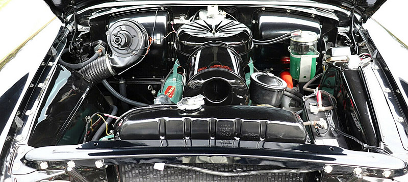 1954 Buick 322 cubic inch V8 engine
