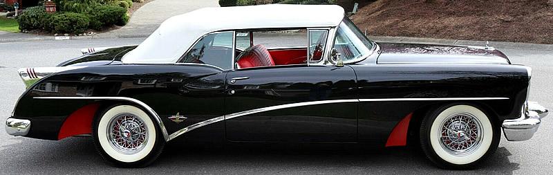 side view of a '54 Skylark