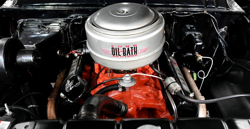 1955 Ford 272 cubic inch Trigger Torque V8 engine