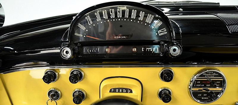 Ford's Astra-dial from 1955