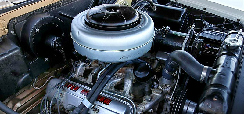 315 cubic inch V8 in a 56 Dodge