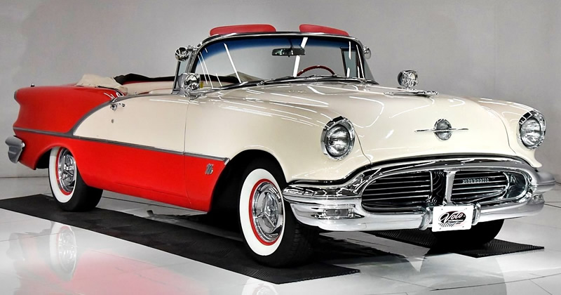 1956 Oldsmobile Super Eighty-Eight Convertible