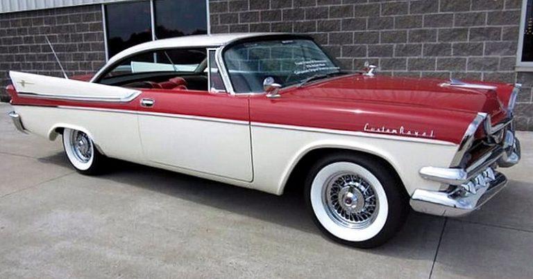 1957 Dodge Custom Royal Lancer
