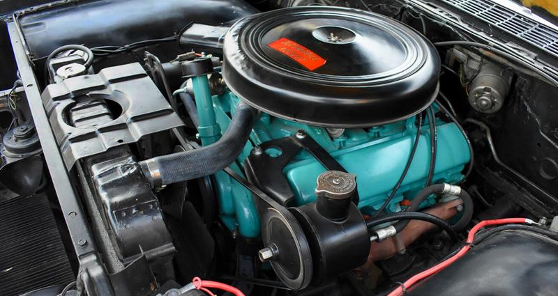Oldsmobile Rocket 394 cubic inch V8