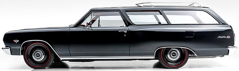 1964 Chevrolet Chevelle 2-door Wagon