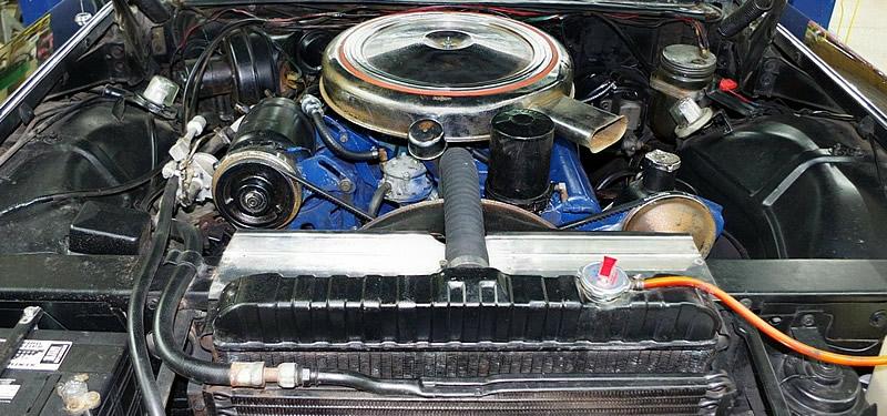 1959 Cadillac 390 cubic inch V8