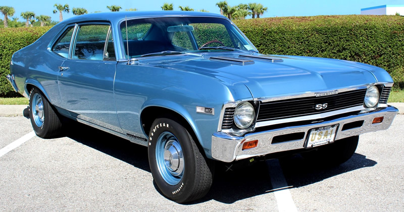 1968 Chevy II Nova SS