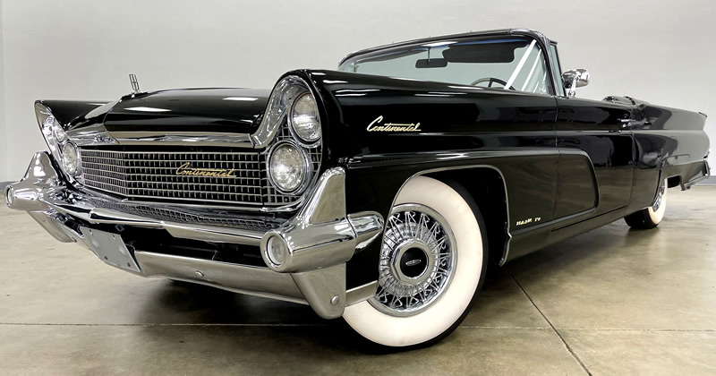 1959 Lincoln Continental Mark IV Convertible