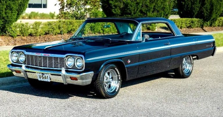 1964 Chevy Impala SS with 409